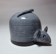Diane Hardy Waller Sculpture and Art Clay.   high-fired stoneware