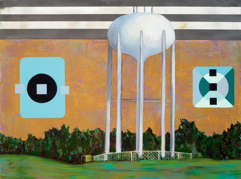 Available Paintings White Water Tower
