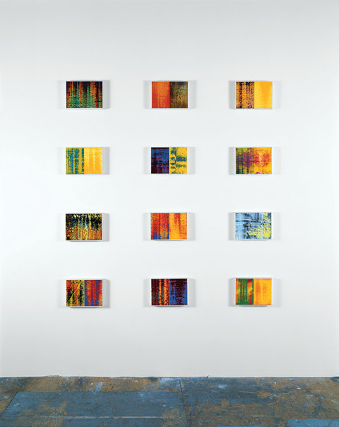 Donald Groscost The Transmission Suite Installation dimensions vary, 2000-2003