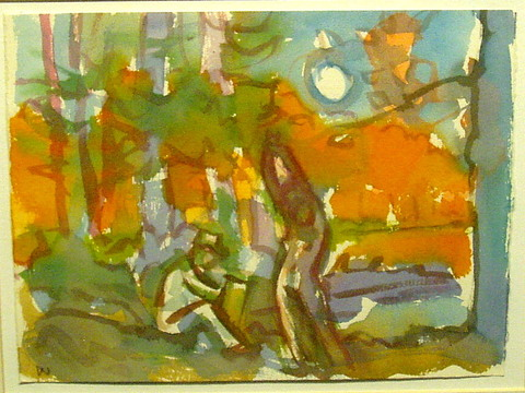 Don Wynn Recently Sold Work watercolor