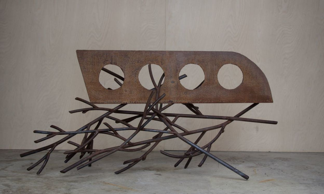 Douglas Culhane Sculpture Steel