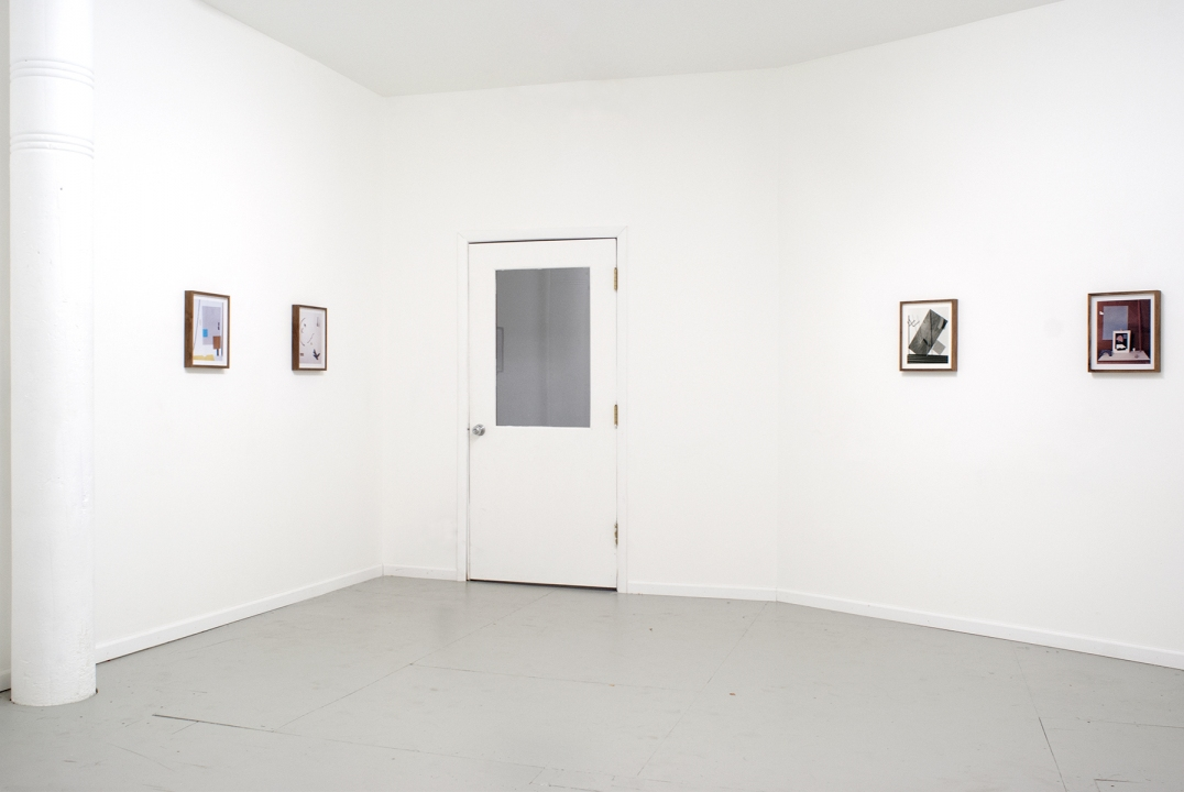 Photography Indoors Installation View, DOCUMENT, 2012