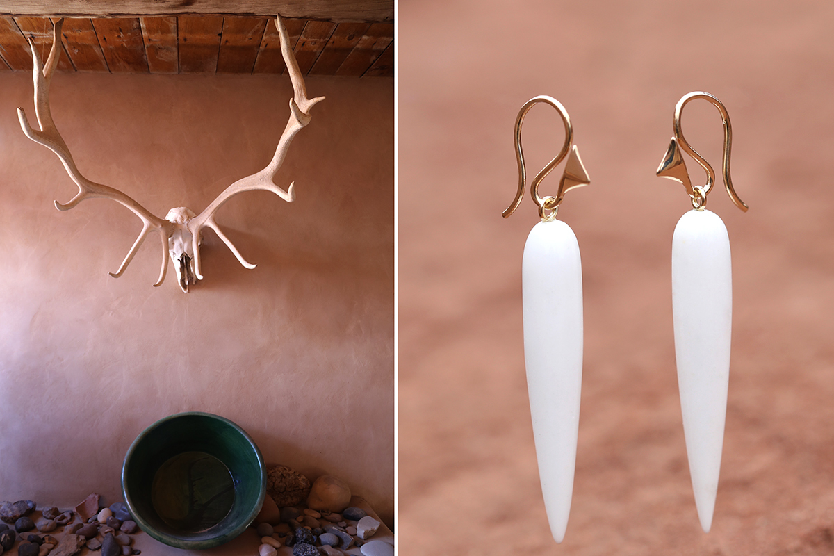 Creative Direction + Photography at Gillian Conroy Jewelry
