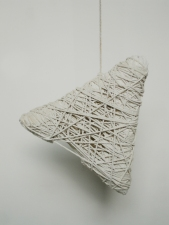 Edmund Chia 2010 Twine, acrylic and found form