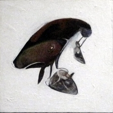 Eileen Bowie Image Gallery 3 - Small Size Paintings Acrylic on Panel