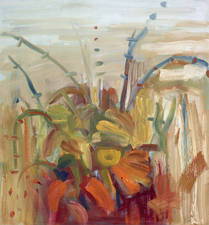 Eileen Gillespie Paintings oil on linen