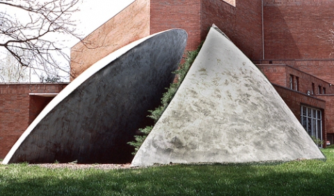 Elaine Lorenz Public Sculptures and Commissions Concrete, steel, earth, plants