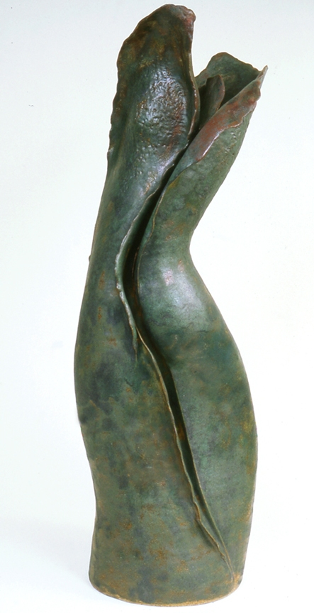 Elaine Lorenz ARCHIVE - Embodiment Ceramic, glazed