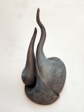 Elaine Lorenz Outdoor Sculpture Fiber Cement