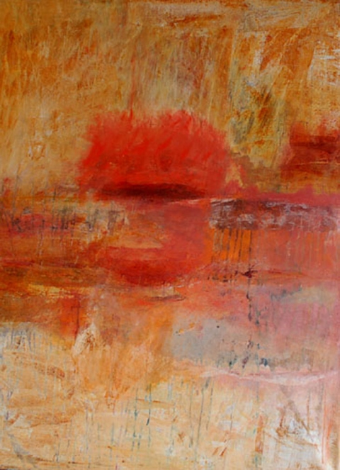 elaine souda Paintings: Things of Summer Acrylic on Canvas