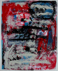 elaine souda Paintings On Paper Acrylic on Paper