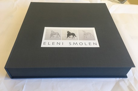 ELENI SMOLEN Wherever I Travel  15x15