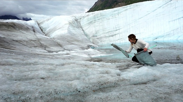 INITIAL ENCOUNTERS Initial Encounters: Like Meets Like, Glacier and Iceberg