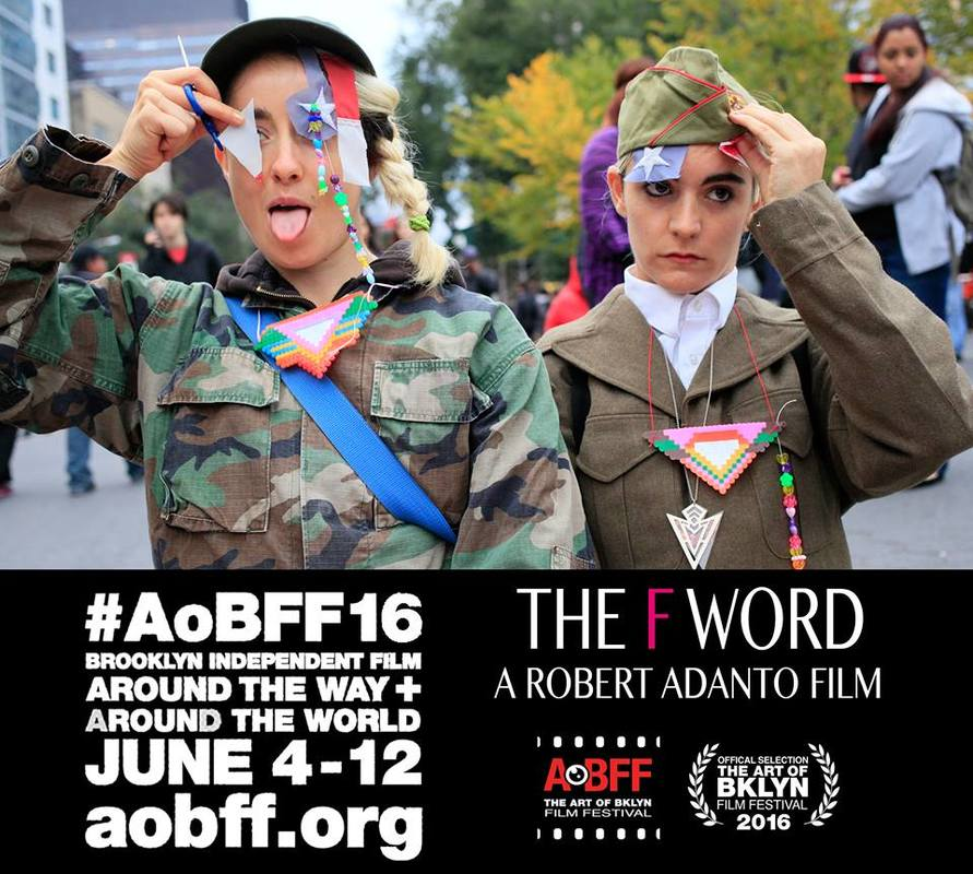 Press The F Word at Brooklyn Film Festival 2016