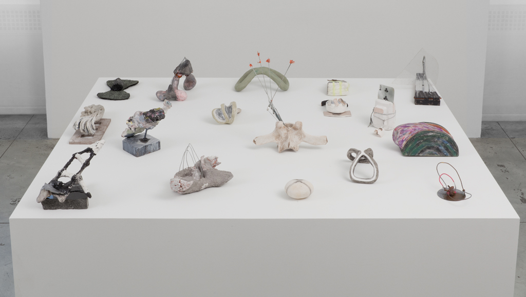 Selected Small Sculptures: The Queries Small Sculptures