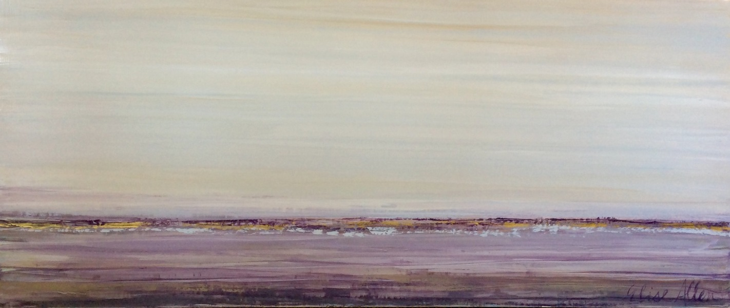 AVAILABLE WORKS Large Purple Mist