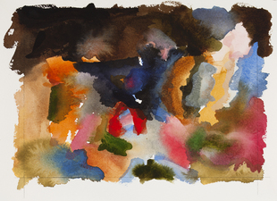 Elise Ansel Watercolours watercolor on arches