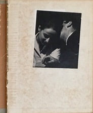 ELIZABETH HARRIS COLLAGE Vintage book and photograph
