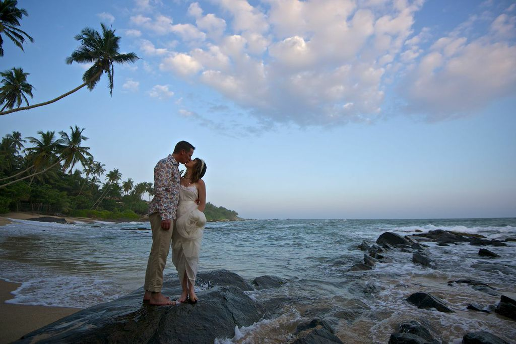Our Brides Jocelyn and Jeffrey, Sri Lanka