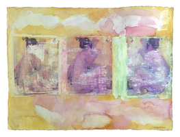Elizabeth Criger PARABALANI MixedMixed media on paper