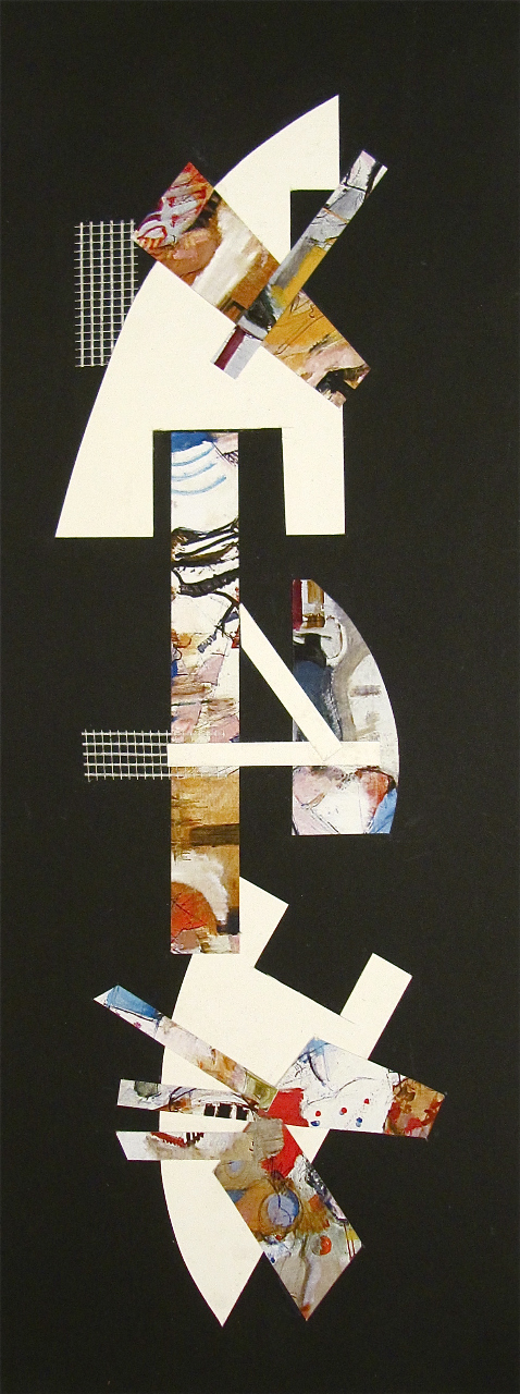 Verticals Collage / 20 x 7