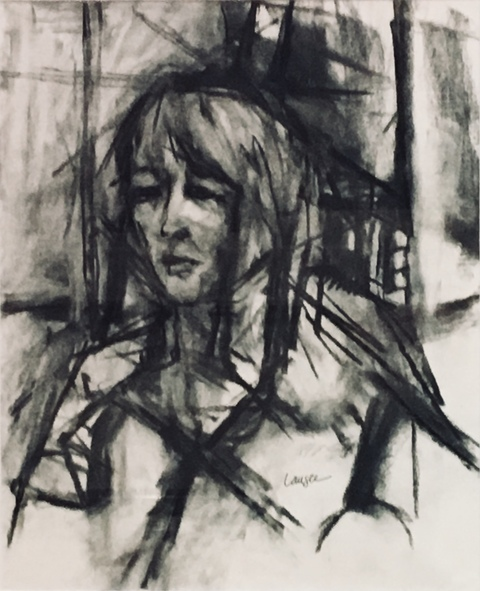 Drawings Charcoal / 16 x 12