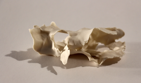 Elizabeth Mead signatures/thoughts porcelain