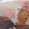 Paintings oil on panel