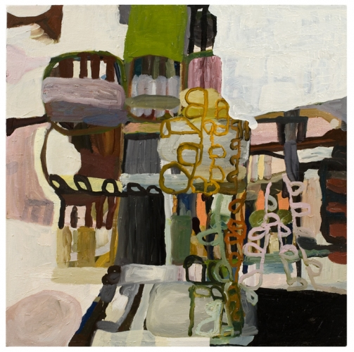 Elizabeth Terhune Selected Oil Paintings 2006-16 Oil on linen