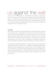 Us Against the Wall