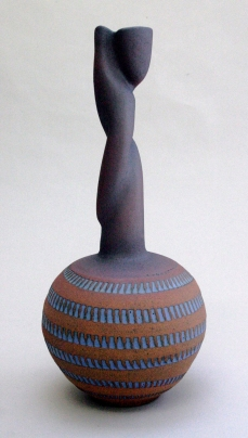 Ellen Schön  Bottle Series Stoneware