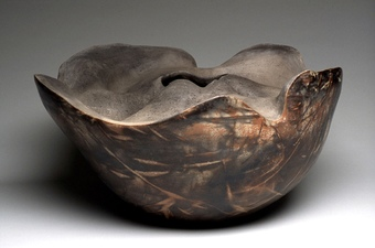 Ellen Schön  Wellspring Series Smoke-fire Clay