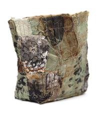 Ellen Solari FIBERS fabric vessel