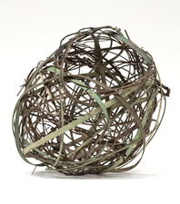 Ellen Solari Sculptural Baskets sculptural basket