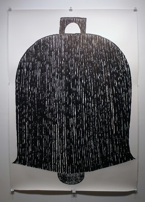 Emilie Lemakis Recent Work ink on paper