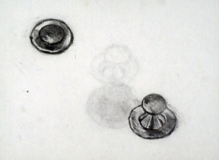 Emilie Lemakis Drawings Charcoal on paper