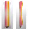sculpture laminated acrylic plastic