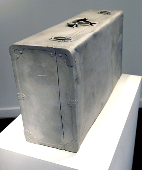 Erik Beehn Selected Earlier Work (2006-2012) Cast Aluminum
