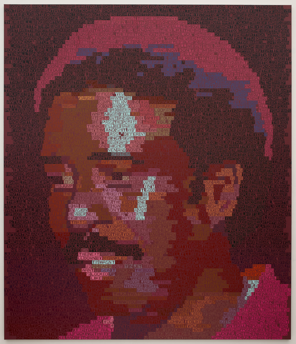 Paintings Richard Pryor