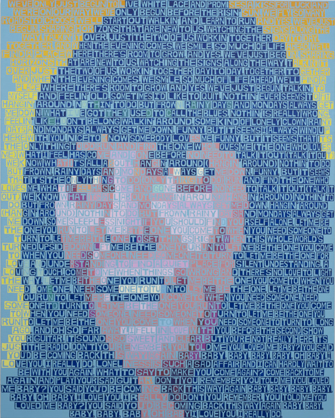 Paintings Karen Carpenter