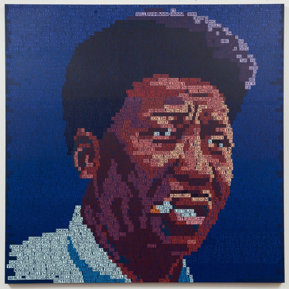 Paintings Muddy Waters