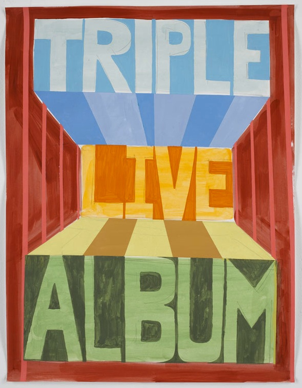Paintings Triple Live Album