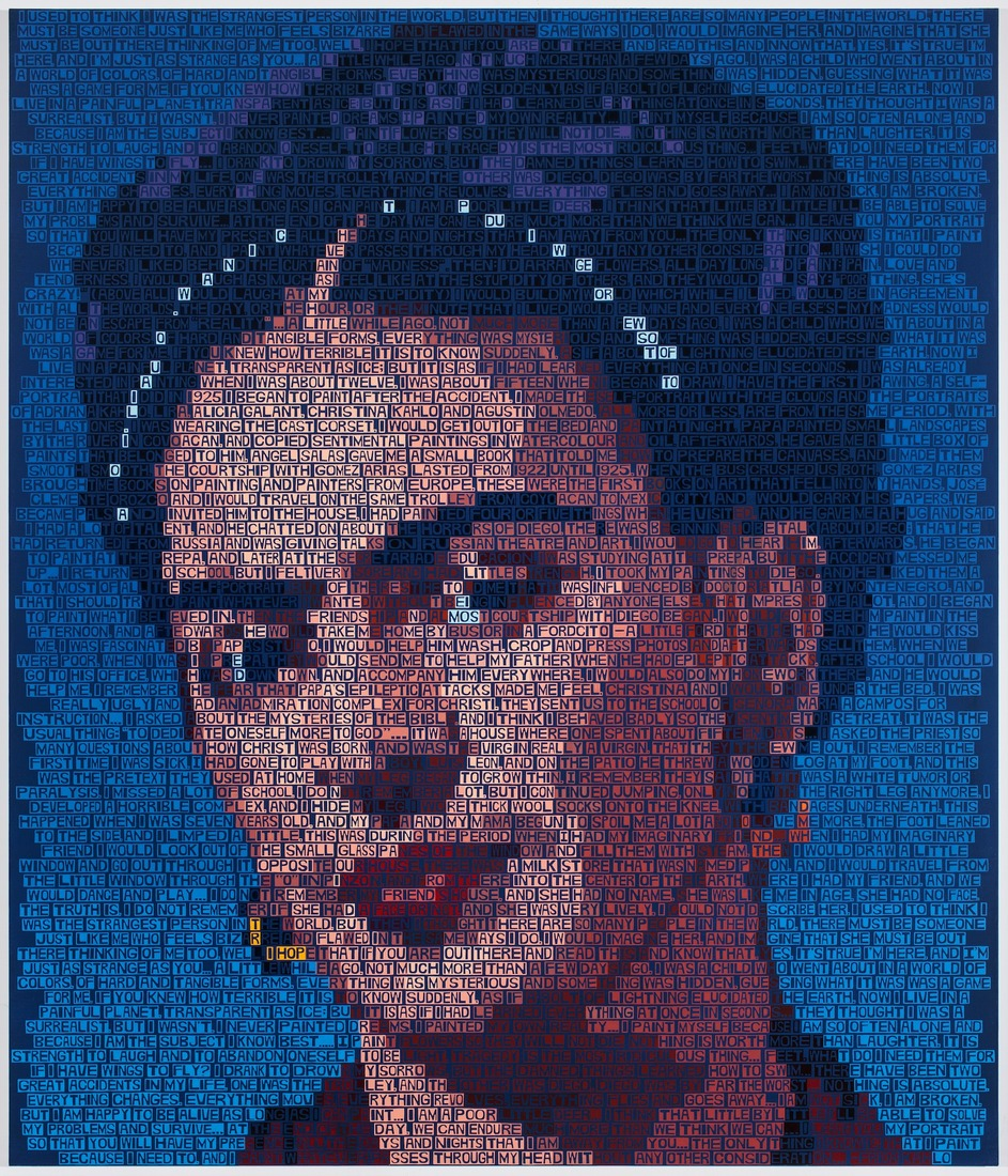 Paintings Frida Kahlo
