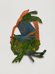 Erin Treacy Little Ones: Paper Sculptures Papper Assemblage