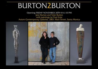 E Tyler Burton exhibitions
