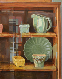 Exhibit 208 Claudia Baragiola 30 x 24 inches