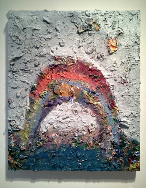 FB @ John Davis Gallery 2015 and 2012 Stapleton Rainbow