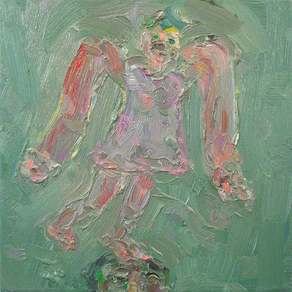 Painting Study Drunken Angel II- Sold