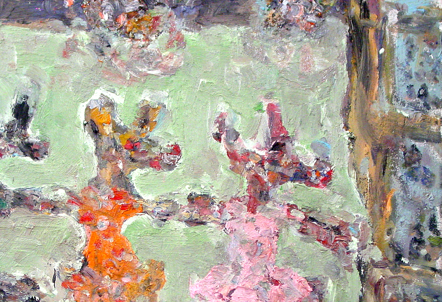 Painting Encore 3 Detail
