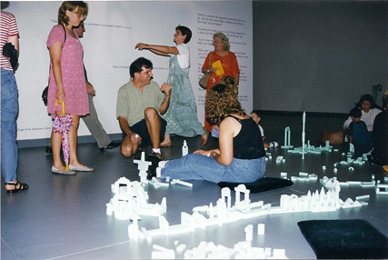 Imagined Cities - interactive